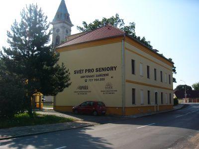 Dům seniorů - Svět pro seniory